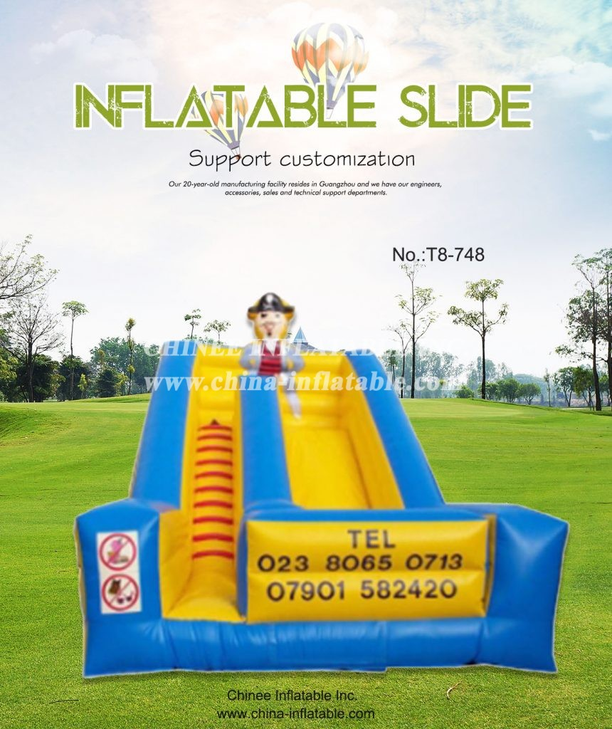 T8- 748 - Chinee Inflatable Inc.