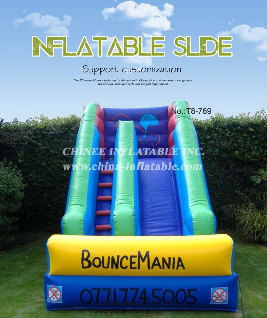 T8- 769 - Chinee Inflatable Inc.