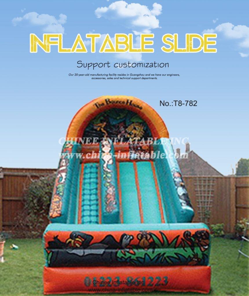 T8- 782 - Chinee Inflatable Inc.