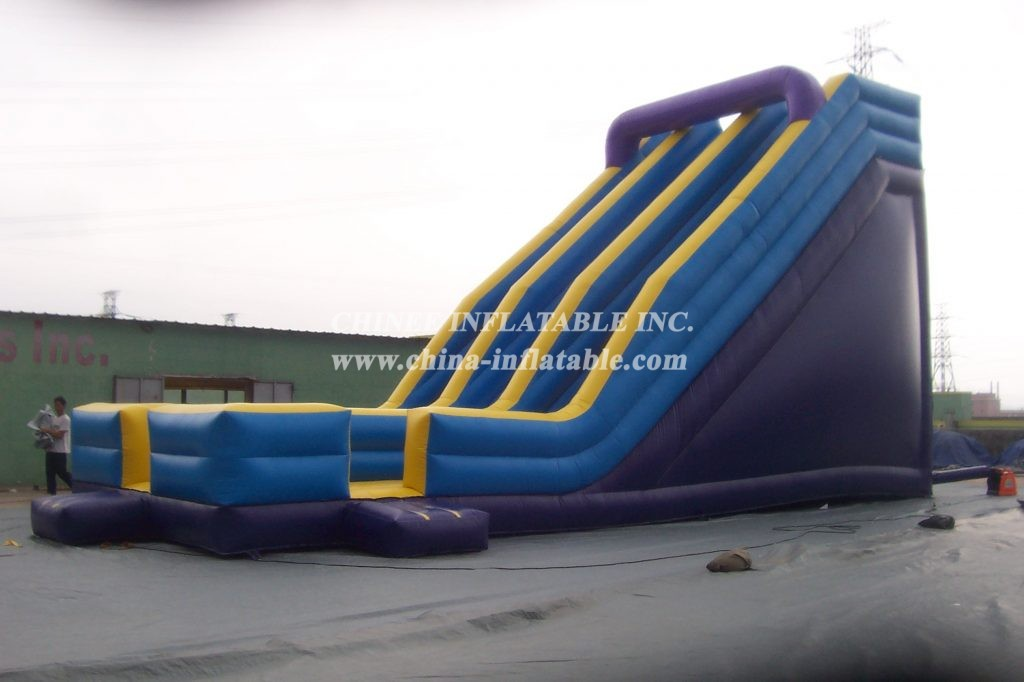 T8-961 Inflatable Slide