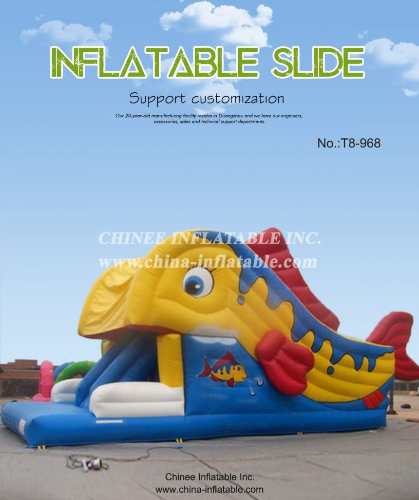 T8-968 - Chinee Inflatable Inc.