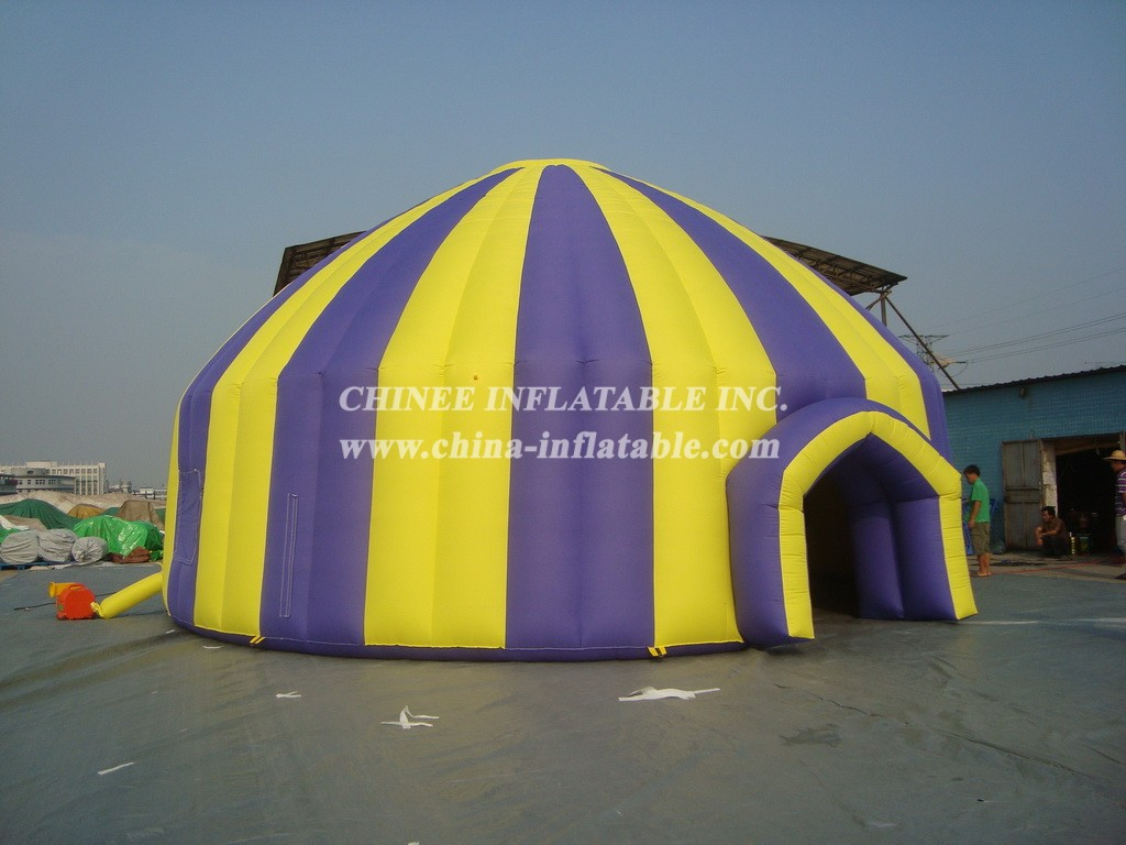 tent1-16 Inflatable Tent