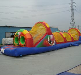 Tunnel1-7 inflatable tunnel