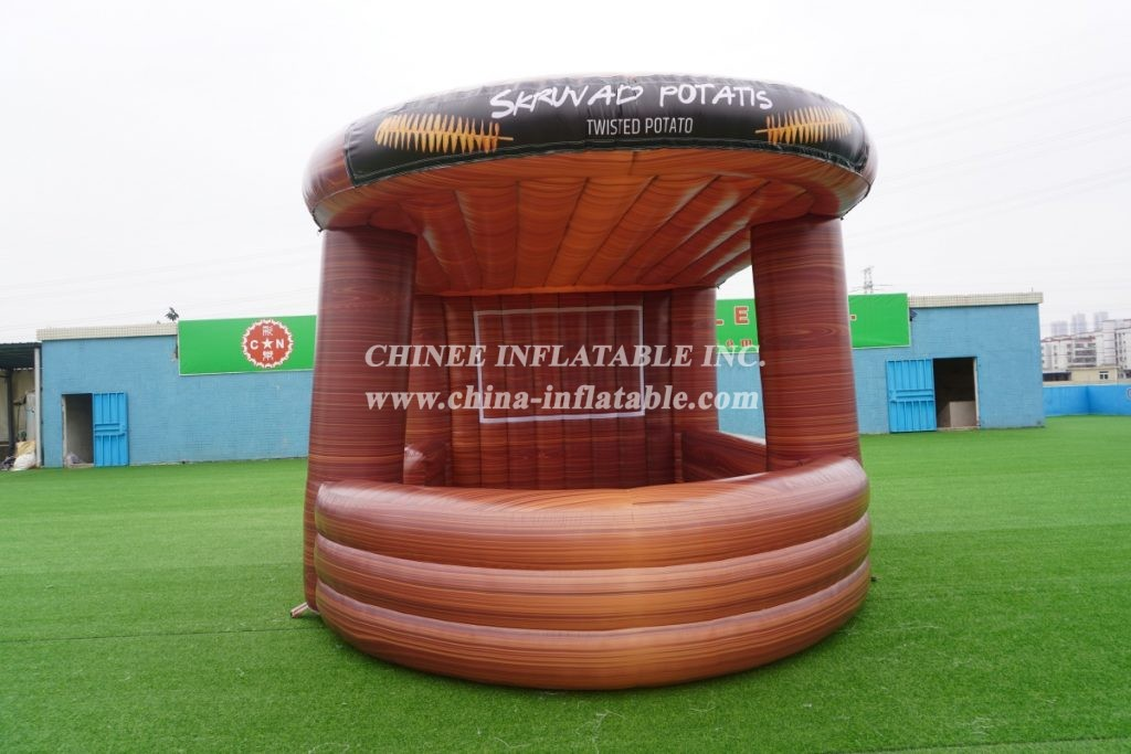 tent1-306 Inflatable Stand inflatable Booth