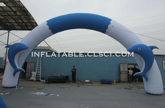 Arch1-155 Inflatable Arches
