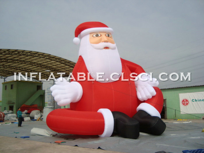 C1-106 Christmas Inflatables