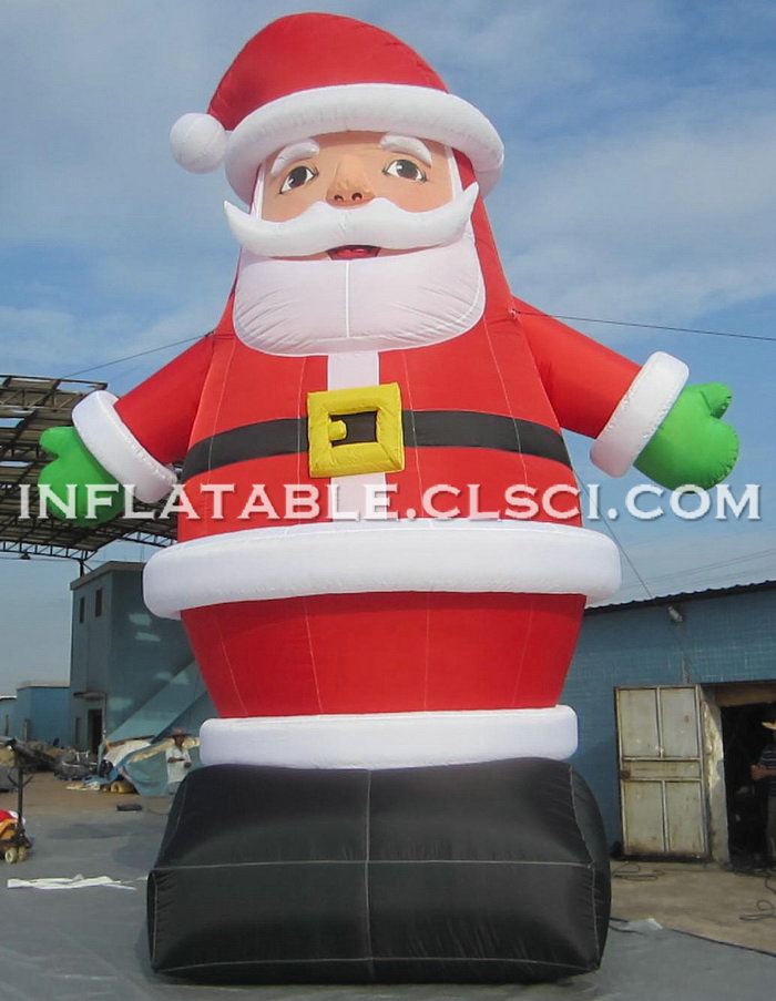 C1-116 Christmas Inflatables