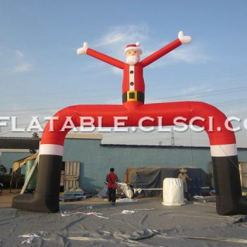 C1-124 Christmas Inflatables