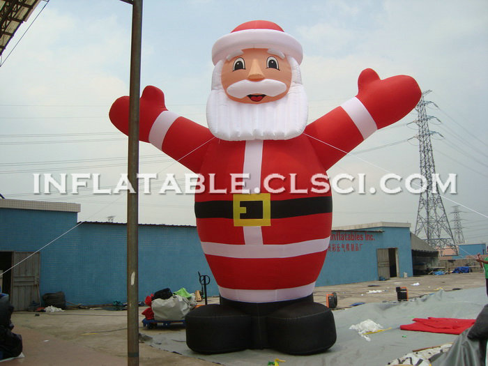 C1-127 Christmas Inflatables