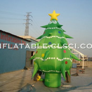 C1-147 Christmas Inflatables