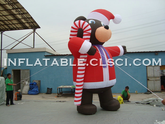 C1-159 Christmas Inflatables