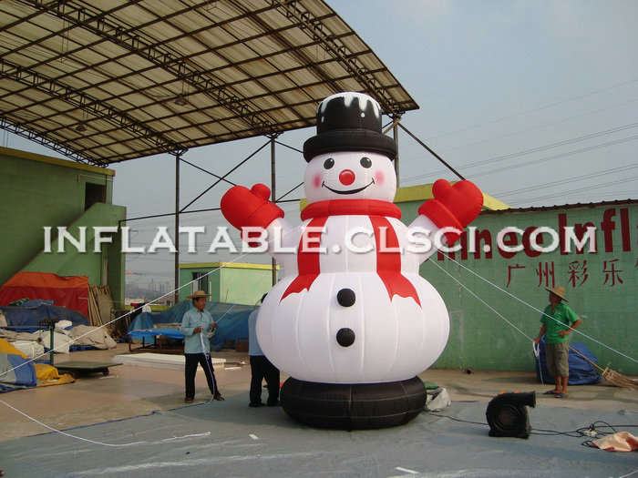 C1-166 Christmas Inflatables