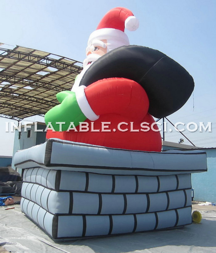 C2-2 Christmas Inflatables