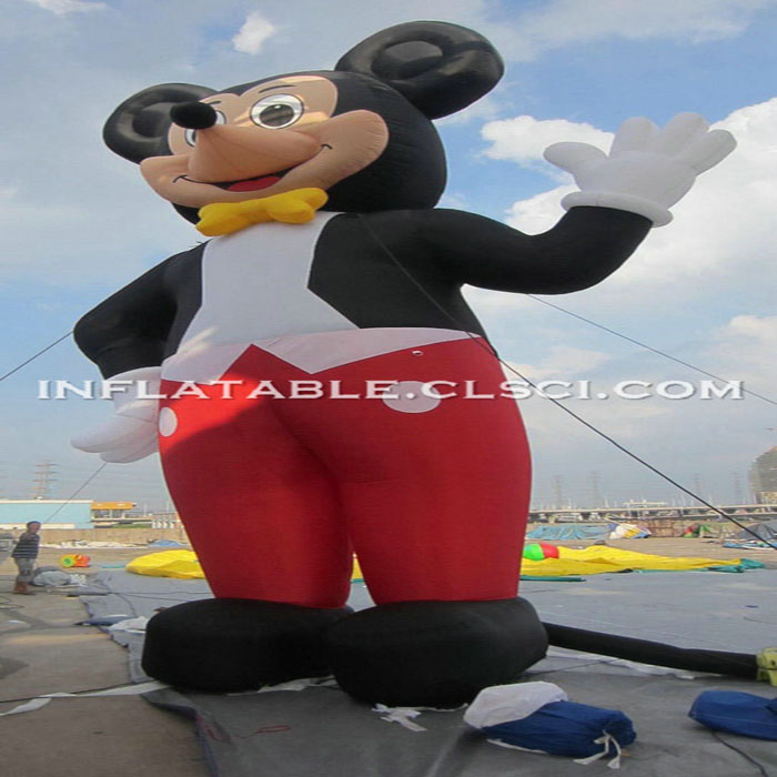 Cartoon 1-100 Inflatable Cartoons