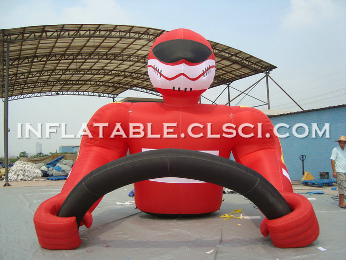 Cartoon1-275 Inflatable Cartoons