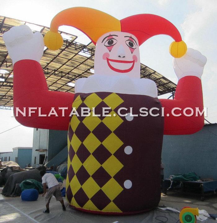 Cartoon1-341 Inflatable Cartoons