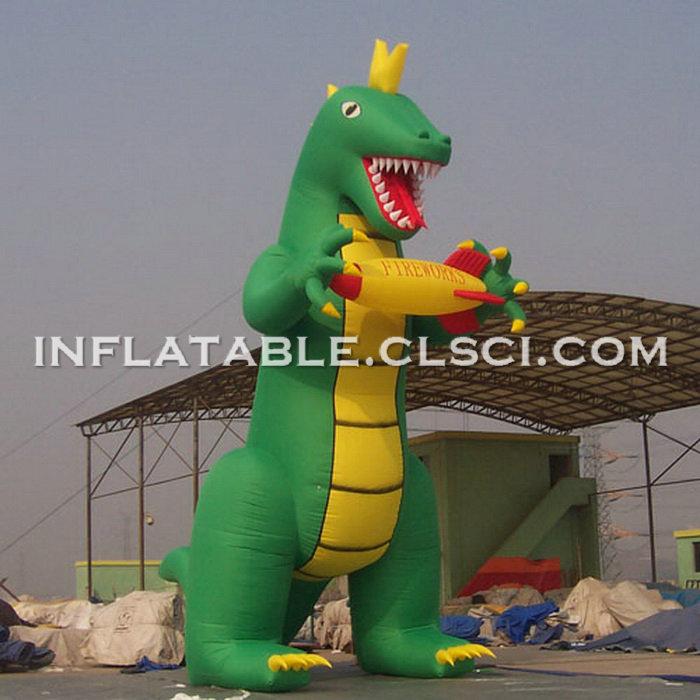 Cartoon1-673 Inflatable Cartoons