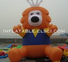 Cartoon1-737 Inflatable Cartoons