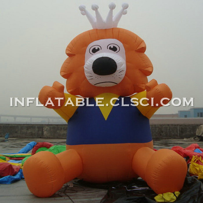 Cartoon1-737 Inflatable Cartoons