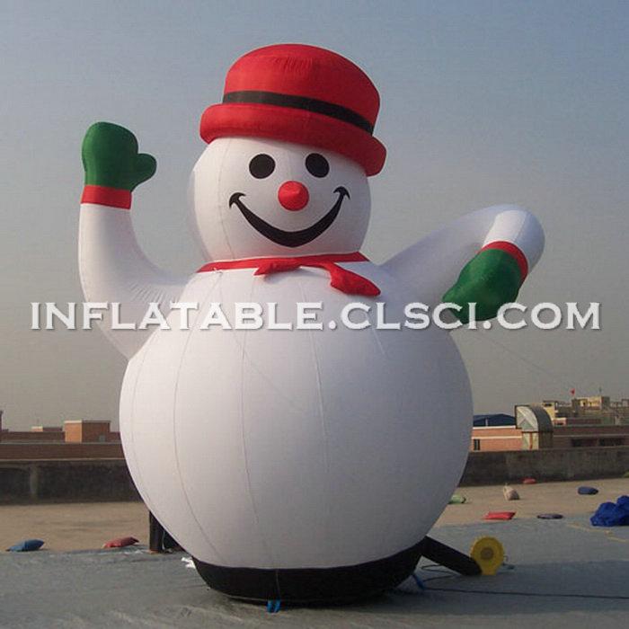 Cartoon1-747 Inflatable Cartoons