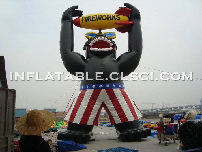 Cartoon1-756 Inflatable Cartoons