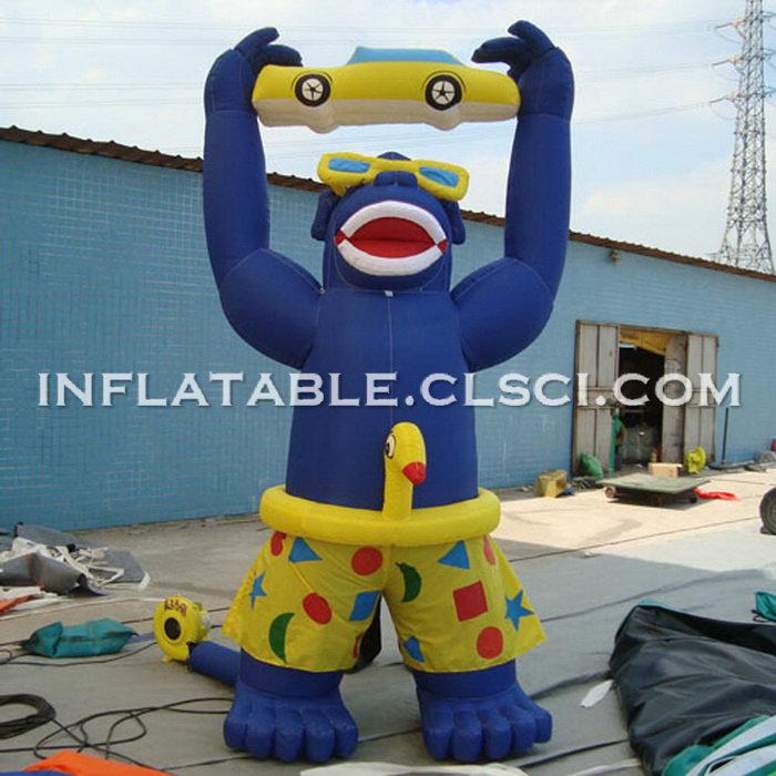 Cartoon1-767 Inflatable Cartoons