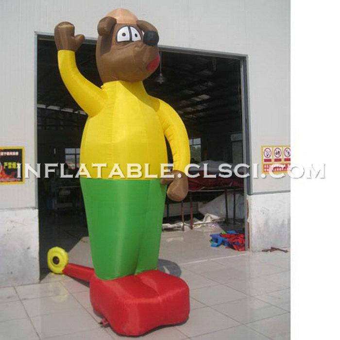 Cartoon1-787 Inflatable Cartoons