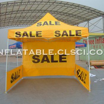 F1-20 Folding Tent