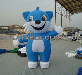 M1-10 inflatable moving cartoon