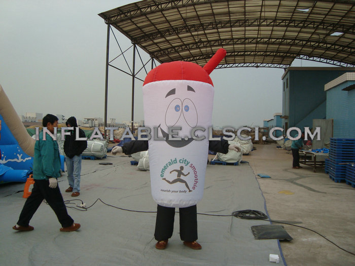 M1-155 inflatable moving cartoon