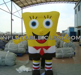 M1-165 inflatable moving cartoon