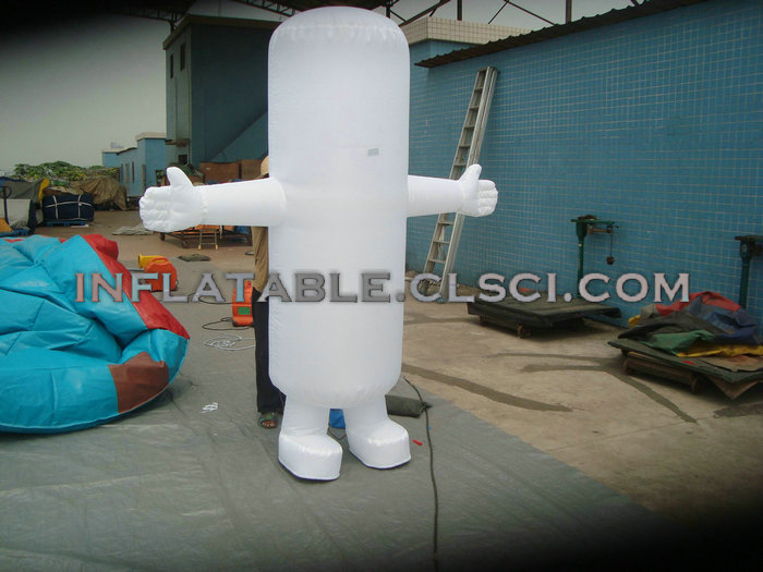 M1-194 inflatable moving cartoon