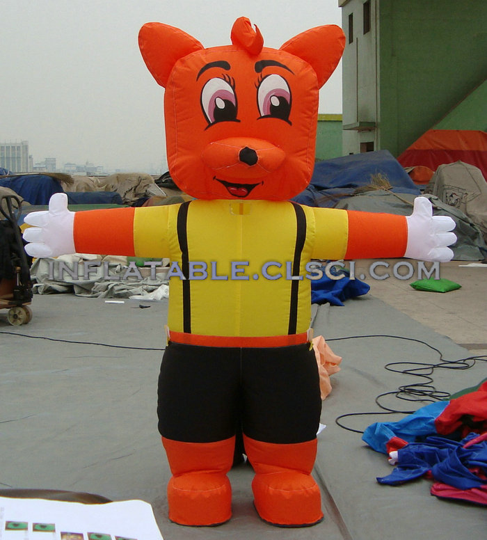M1-201 inflatable moving cartoon