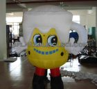 M1-212 inflatable moving cartoon