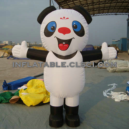 M1-213 inflatable moving cartoon