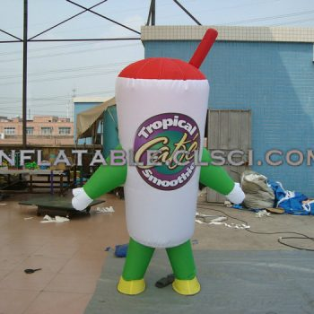 M1-215 inflatable moving cartoon