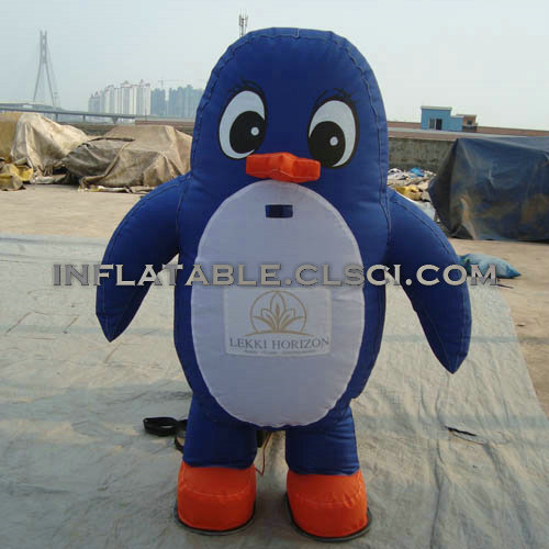 M1-216 inflatable moving cartoon