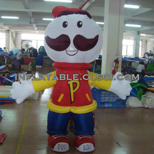 M1-219 inflatable moving cartoon
