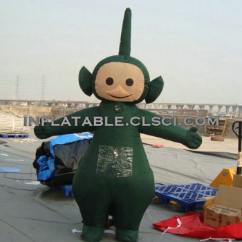 M1-221 inflatable moving cartoon