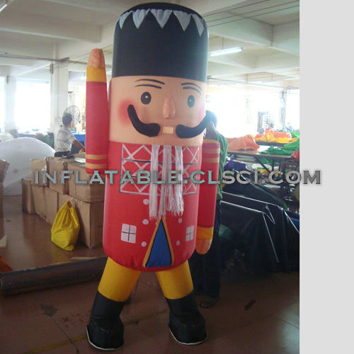 M1-223 inflatable moving cartoon
