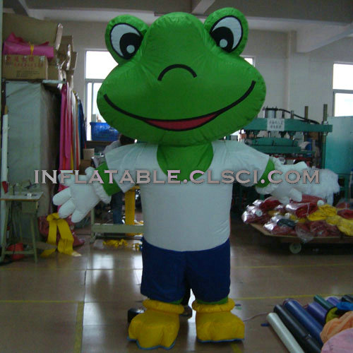 M1-226 inflatable moving cartoon