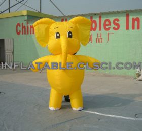 M1-22 inflatable moving cartoon