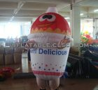 M1-232 inflatable moving cartoon
