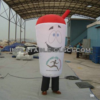 M1-238 inflatable moving cartoon