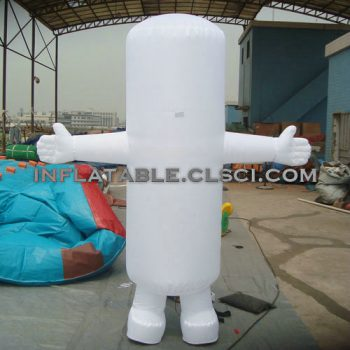M1-242 inflatable moving cartoon