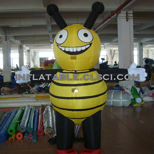 M1-251 inflatable moving cartoon
