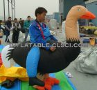 M1-257 inflatable moving cartoon