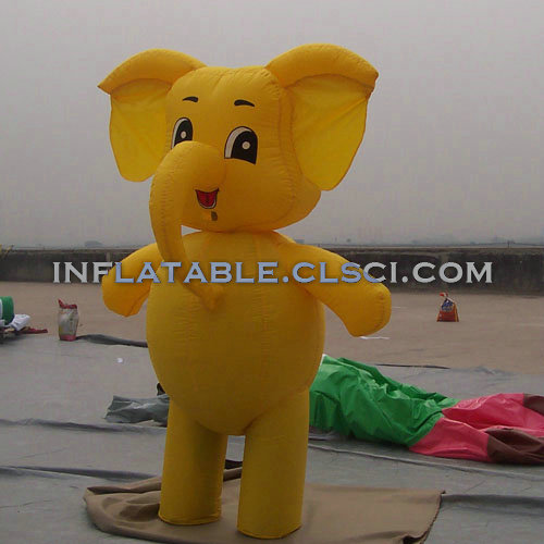 M1-259 inflatable moving cartoon