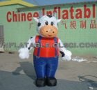 M1-25 inflatable moving cartoon