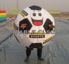 M1-265 inflatable moving cartoon